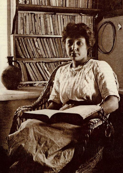 Марина Цветаева. Коктебель, 1911 год. Фото Максимилиана Волошина