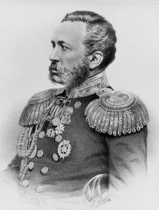 Князь Григорий Григорьевич Гагарин (1810-1893)