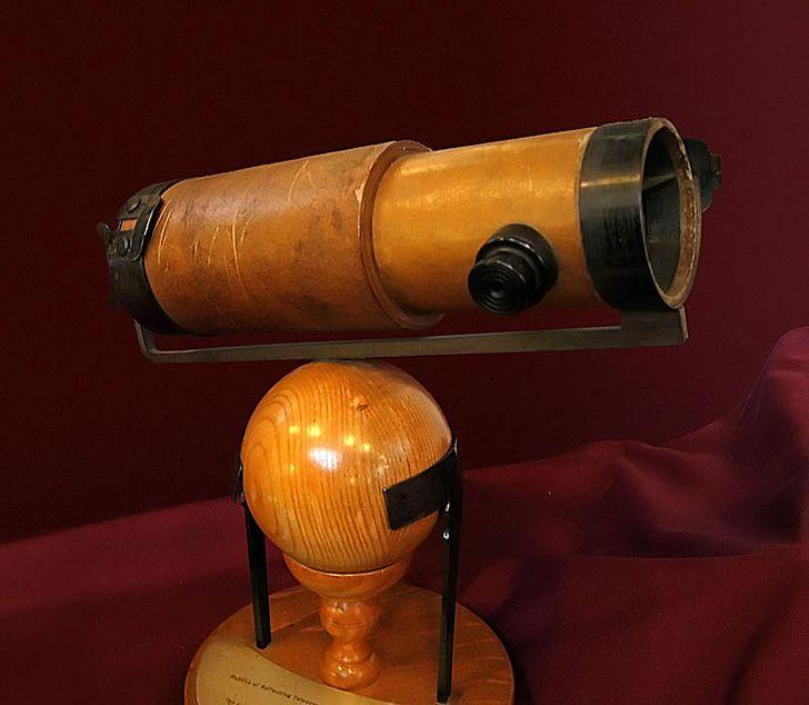 Телескоп-рефлектор Ньютона, 1762