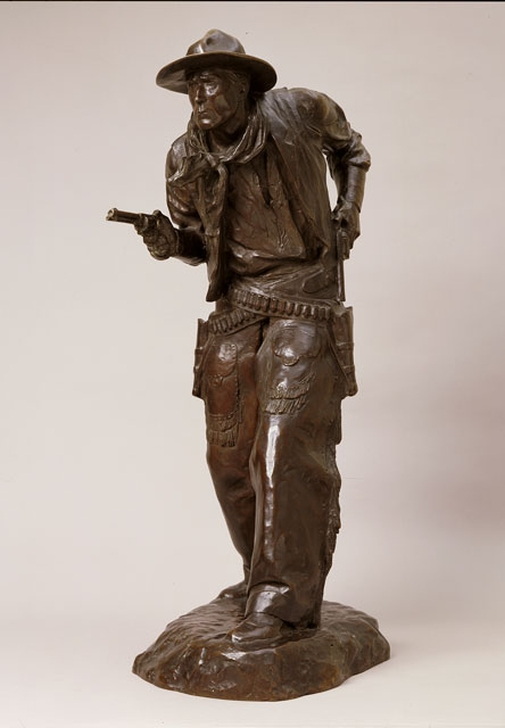 Чарльз Кристадоро (Charles Cristadoro). Билл-два пистолета (Two Gun Bill), 1917
