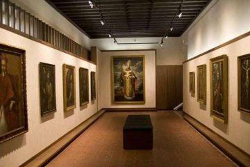 Толедо. Экспозиция в доме-музее Эль Греко