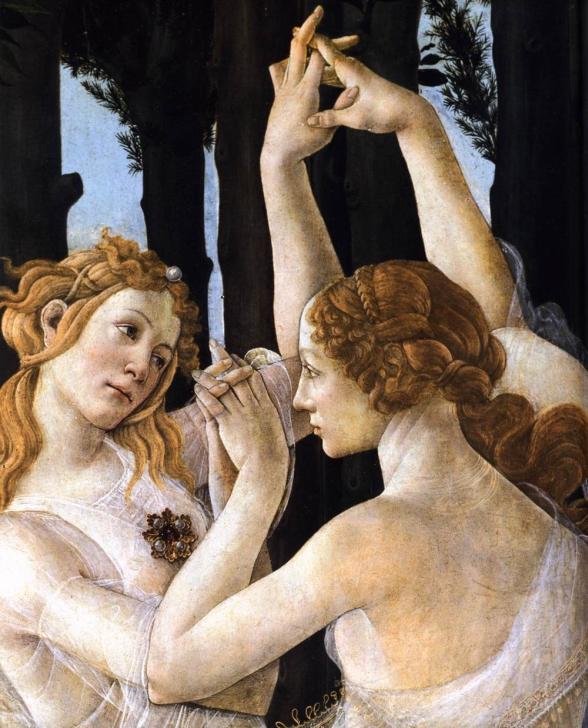 фото танцующих девушек блондинок