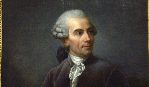 Мари Элизабет Луиза Виже-Лебрён (1755–1842). Портрет Жозефа Верне. 1778. Холст, масло. 92х72 см. Лувр, Париж.