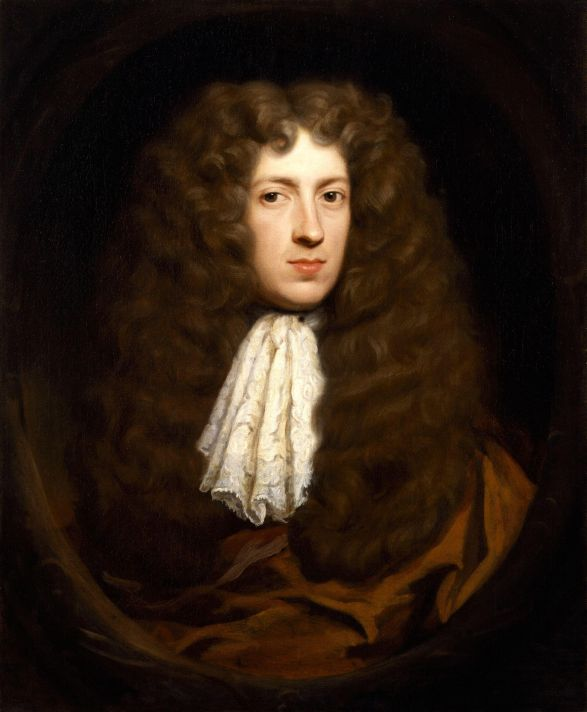Годфри Неллер (1646-1723). Портрет Джеймса Вернона. 1677. Холст, масло. Национальная портретная галерея, Лондон.