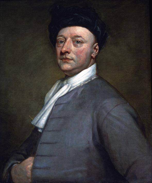 Годфри Неллер (1646-1723). Автопортрет. 1677. Холст, масло. Национальная портретная галерея, Лондон.