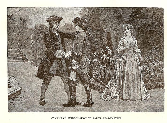 Иллюстрация к изданию 1824 года.