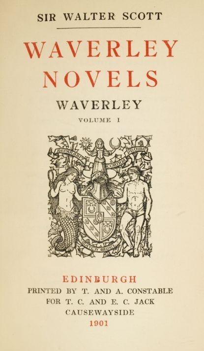 Эдинбургское издание 1901 года.