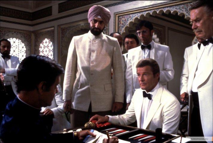 Кадр из фильма «Осьминожка». 1983.