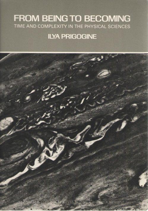 По меткому замечанию одного из биографов, обложки книг Пригожина напоминают иллюстрации к «Божественной комедии» или к самой Библии.