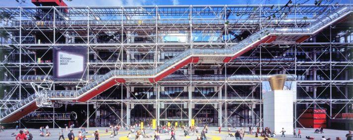 Эскалатор протянулся по диагонали всего фасада здания. Источник http://www.interactivearchitecture.org/
