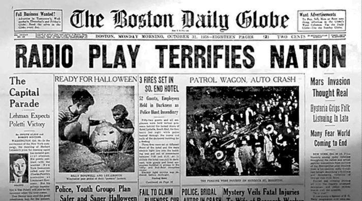 Заголовки газет 31 октября 1938 года. Источник:https://imgix.net/