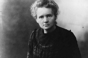 Мария Склодовская-Кюри. Фото 1900 г. Источник https://upload.wikimedia.org/