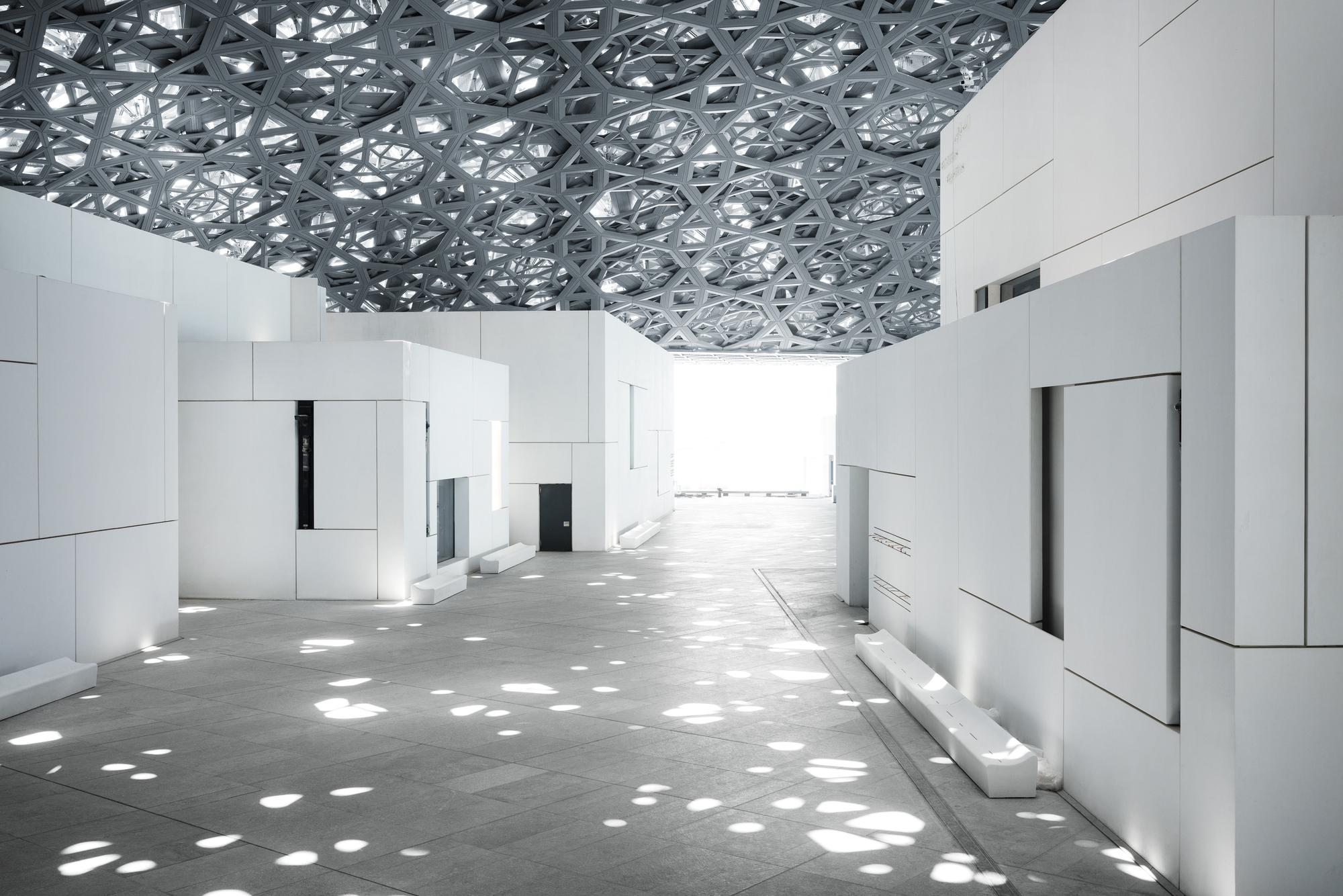 Внутреннее пространство музея. Источник https://images.adsttc.com/