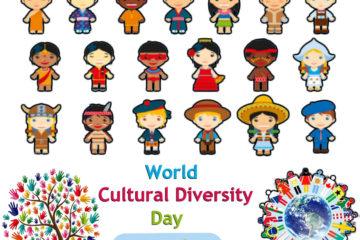 Плакат Всемирного дня культурного разнообразия. Источник http://www.columnyst.com/