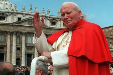 Иоанн Павел II  Источник: Викимедиа